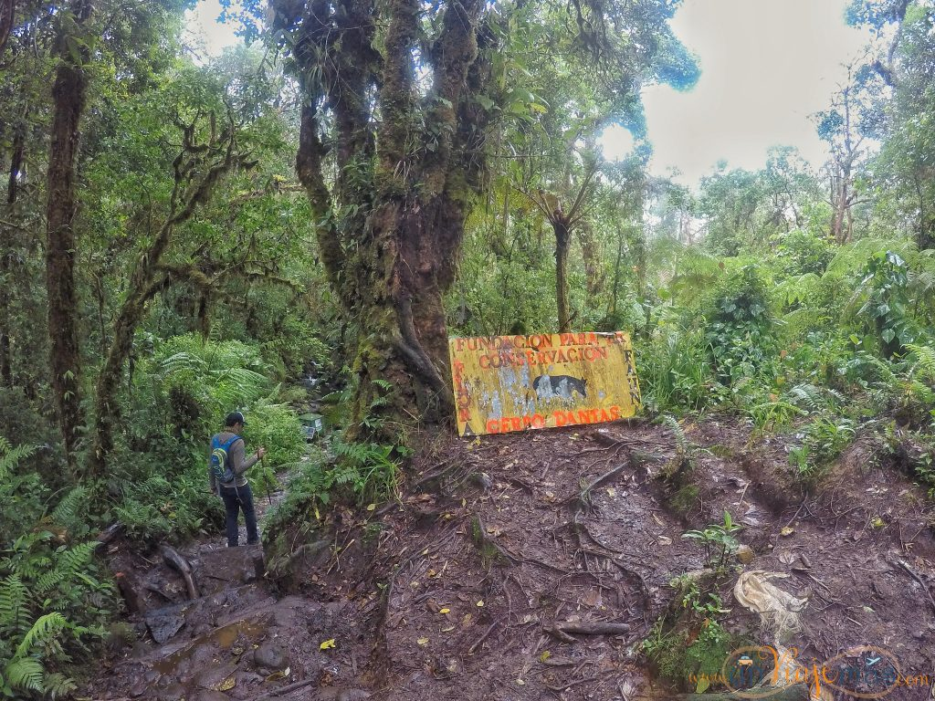 Caminata a Cerro Dantas